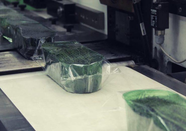 Упакова зелени