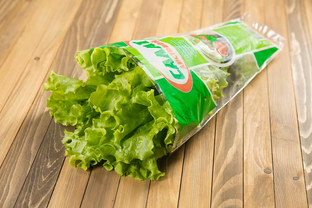 Салат в горшочке